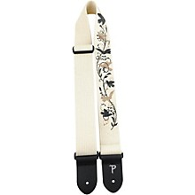 Perri's 2 In. Cotton with Flying Birds Pattern Guitar Strap