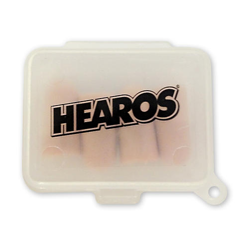 Hearos 2 Pair Ear Plugs Noise Reduction Rating 32