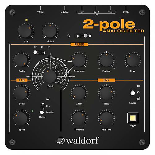 Waldorf 2-Pole Analog Filter Black
