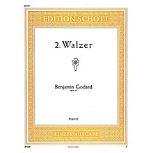 Schott 2 Waltzes in B-flat Major, Op. 56 Schott Series