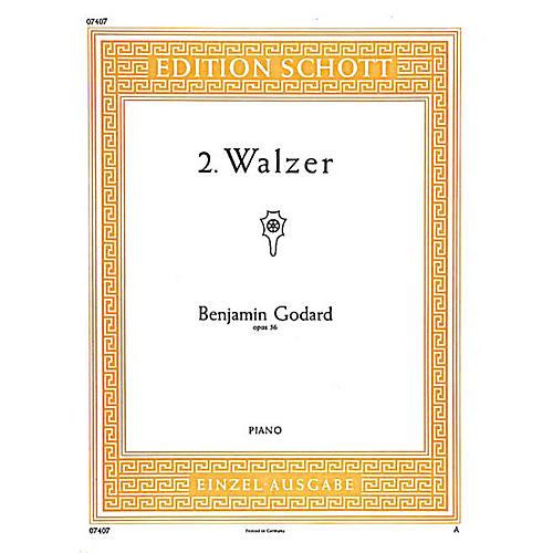 Schott 2 Waltzes in B-flat Major, Op. 56 Schott Series