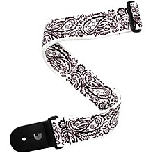 "D'Addario Planet Waves 2"" Woven Guitar Strap, Paisley, by D'Addario"