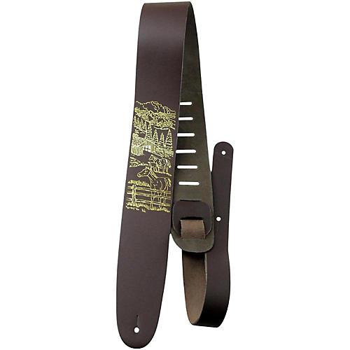 Perri's 2.5 In. Leather Guitar Strap-thumbnail