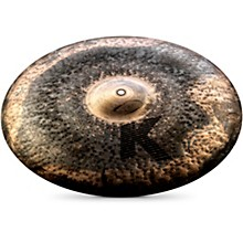 "Zildjian 20"" K Custom Left Side Ride with 3 Rivets"