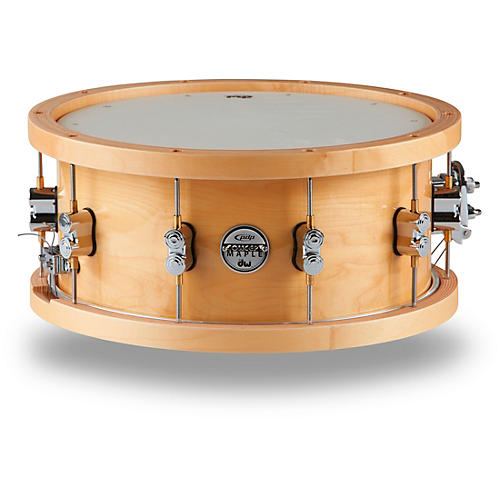 PDP by DW 20-Ply Snare Drum with Wood Hoops-thumbnail