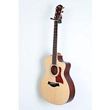 Taylor 200 Series 214ce Grand Auditorium Acoustic-Electric Guitar Level 3 Natural 190839106407