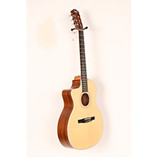 Open Box Taylor 200 Series 214ce-N-L Grand Auditorium Nylon String Left-Handed Acoustic-Electric Guitar