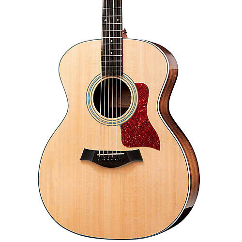 taylor 200 series 214e deluxe acoustic electric guitar musician 39 s friend. Black Bedroom Furniture Sets. Home Design Ideas
