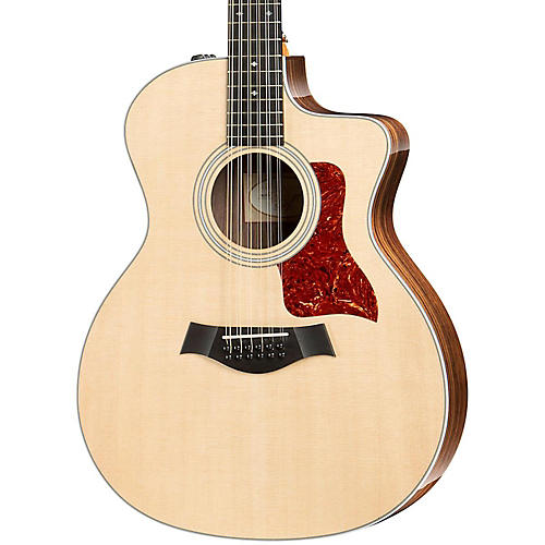 Taylor 200 Series 254ce Deluxe Grand Auditorium 12 String Acoustic Guitar-thumbnail