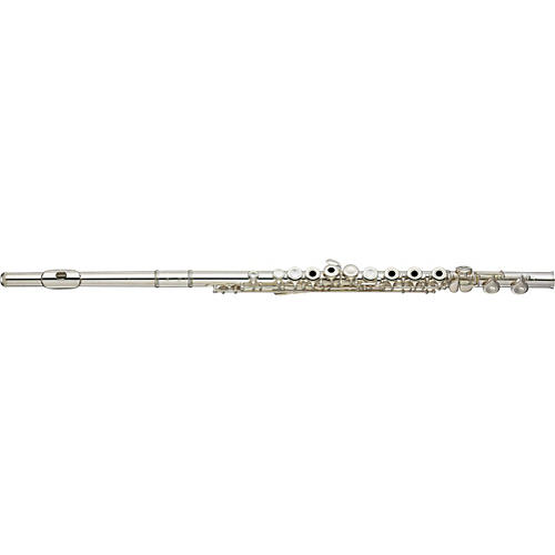 Yamaha 200 Series Open Hole Student Flute YFL-261 C Foot, Offset G