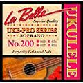 LaBella 200 Uke-Pro Soprano Ukulele Strings