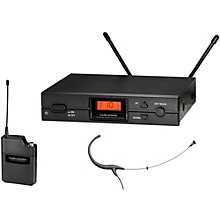 Audio-Technica 2000 Series Wireless Headworn Microphone System / I Band