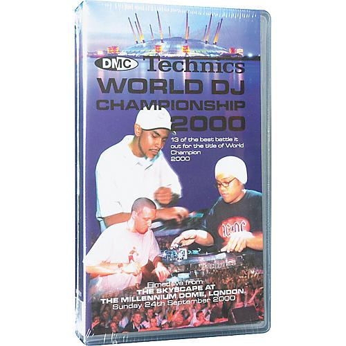 DMC 2000 World Finals Battle VHS Video