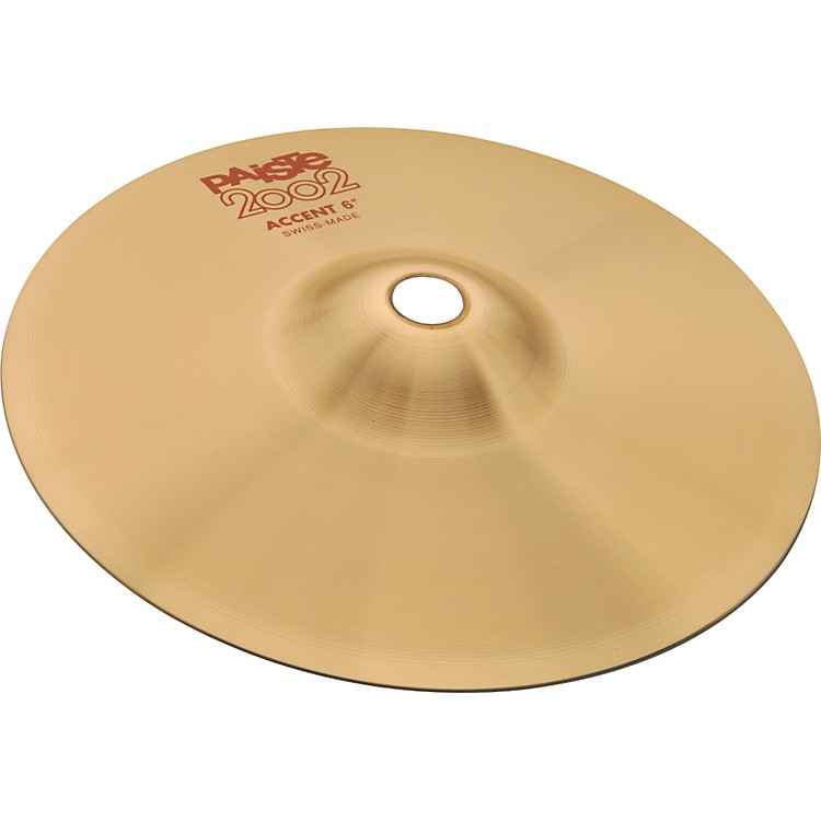 Paiste2002 Accent Cymbal8