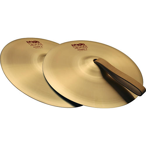 Paiste 2002 Accent Cymbal Pair 4 in.