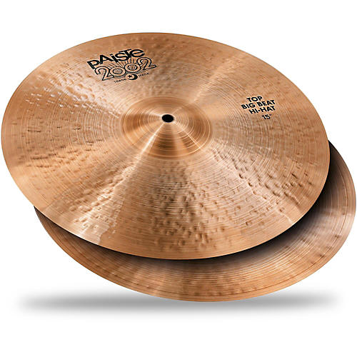 Paiste 2002 Big Beat Hi-Hat-thumbnail
