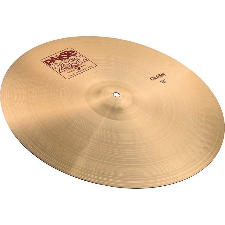 Paiste2002 Crash Cymbal20 Inch