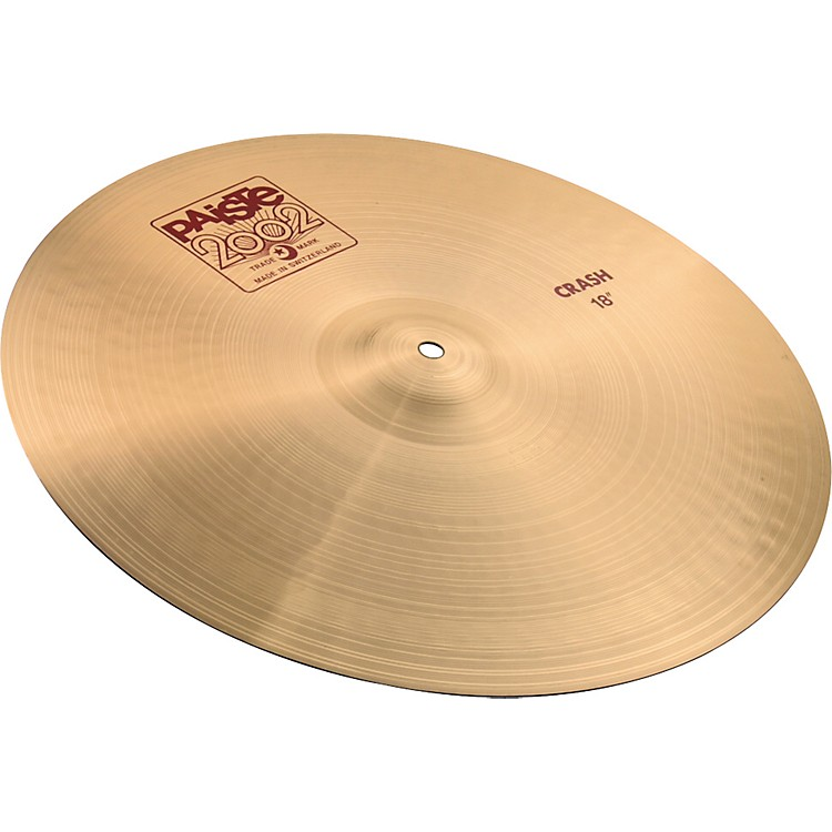 Paiste 2002 Crash Cymbal  19 Inches