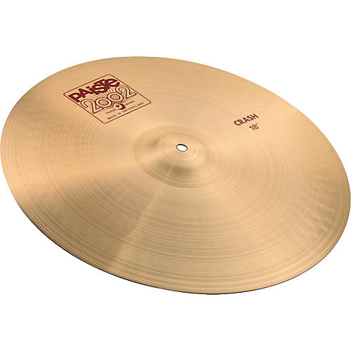 Paiste 2002 Crash Cymbal  19 in.