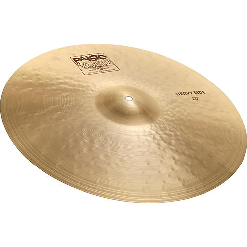 Paiste 2002 Heavy Ride Cymbal 20 in.