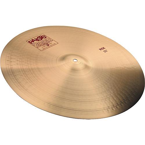 Paiste 2002 Ride Cymbal