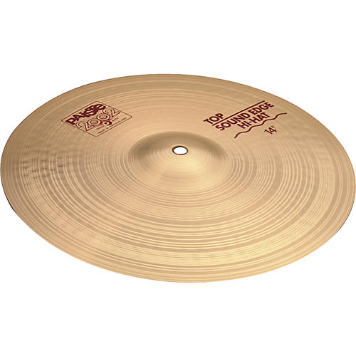 Paiste 2002 Sound Edge Hi-Hat Top