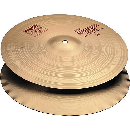 Paiste 2002 Sound Edge Hi-Hats  13 in.
