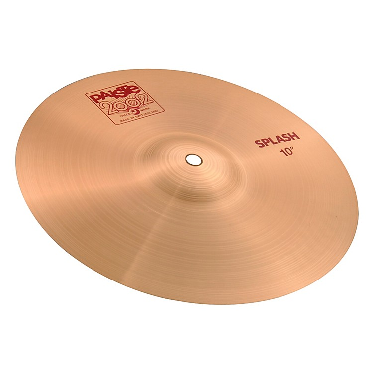 Paiste 2002 Splash Cymbal  10 Inches