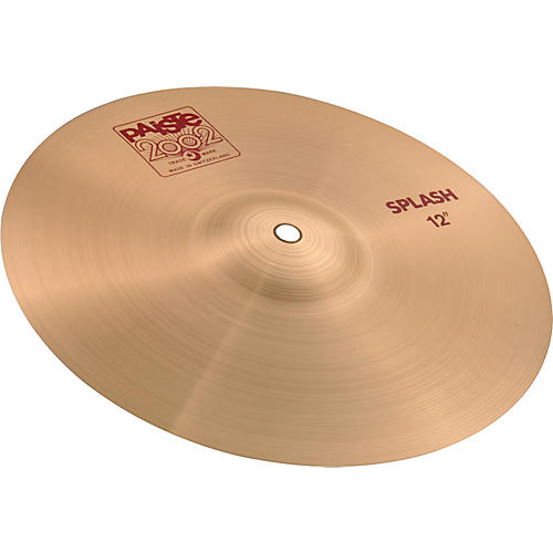 Paiste 2002 Splash Cymbal  12 in.