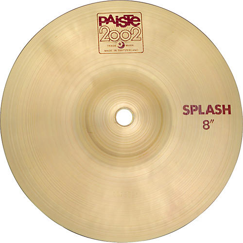 Paiste 2002 Splash Cymbal  8 in.