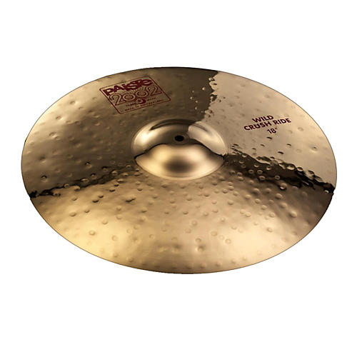 Paiste 2002 Wild Crush Ride Cymbal