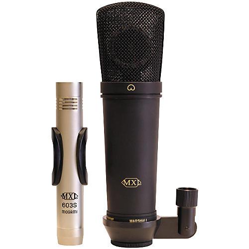 MXL 2003/603S Microphone Pac Plus
