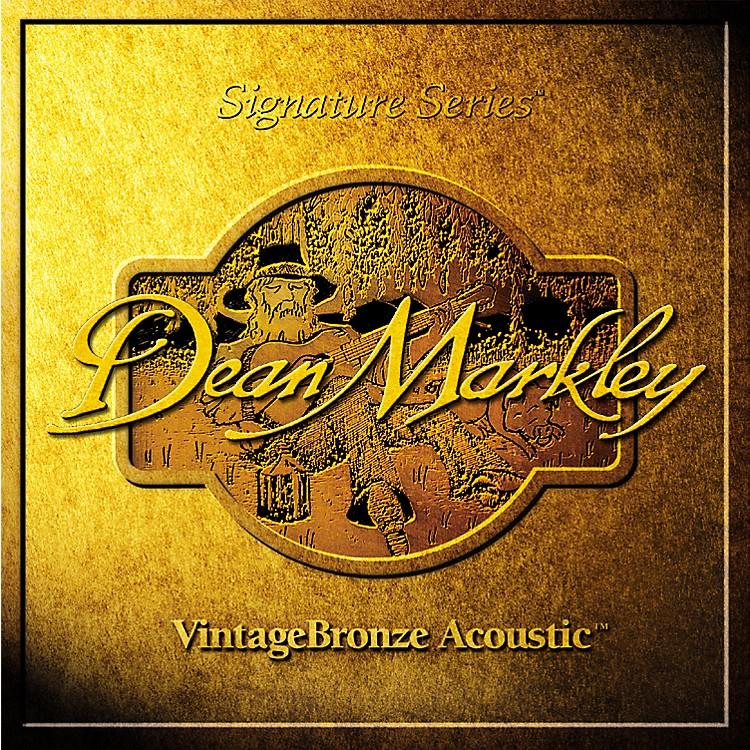 Dean Markley2003A VintageBronze CL Acoustic Guitar Strings