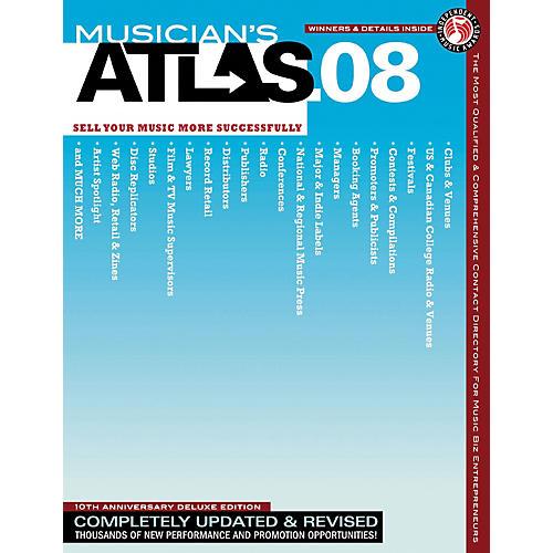 Hal Leonard 2008 Musician's Atlas