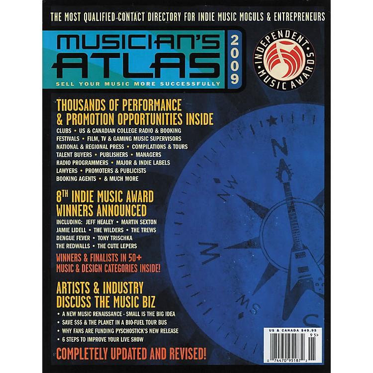 Hal Leonard2009 Musician's Atlas (Book)