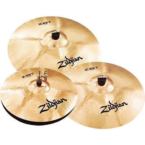 Zildjian 2009 ZBT 4 Rock Box Cymbal Set-thumbnail