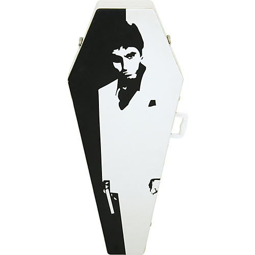 Coffin Case 200W Scarface Electric Guitar Case