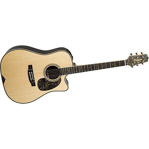 Takamine 2010 Limited Edition Acoustic-Electric Guitar