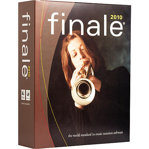 Finale 2010 Notation Software