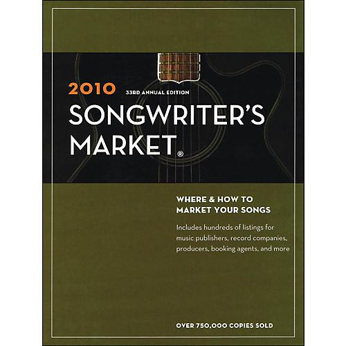 Hal Leonard 2010 Songwriter's Market-thumbnail