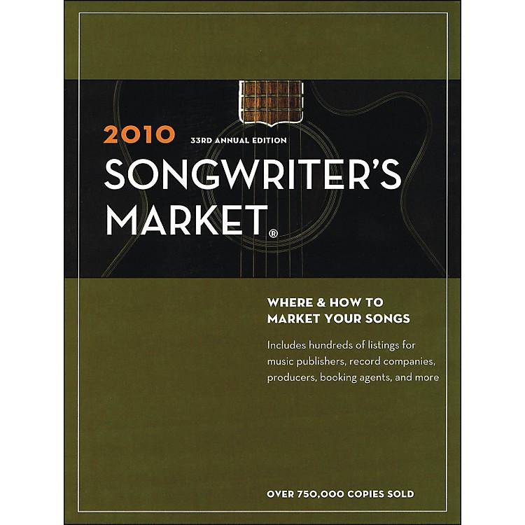 Hal Leonard2010 Songwriter's Market