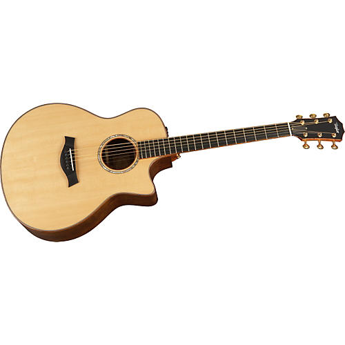 Taylor 2010 Spring Limited Edition 716CE Grand Symphony Acoustic-Electric Guitar-thumbnail