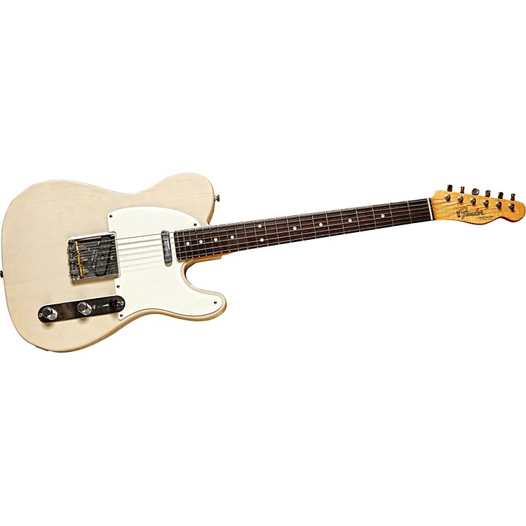 Fender Custom Shop 2011 Closet Classic Pine Tele Pro Electric Guitar