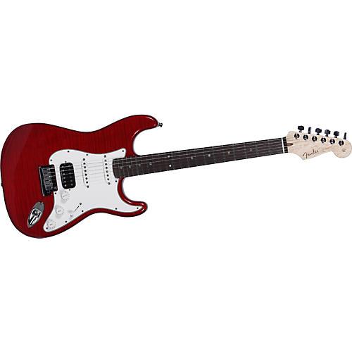 Fender Custom Shop 2011 Custom Deluxe Strat Flame Top Electric Guitar