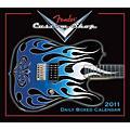 Fender 2011 Custom Shop Daily Calendar-thumbnail