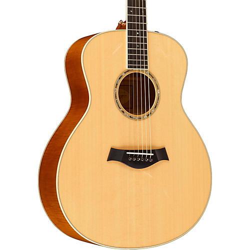 Taylor 2011 GS6e-L Maple/Spruce Grand Symphony Left-Handed Acoustic-Electric Guitar-thumbnail