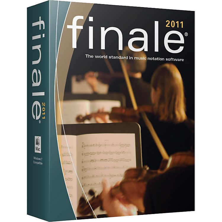 Finale2011 Notation Software