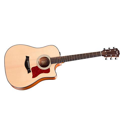 Taylor 2012 310ce-LTD Spring Limited Edition Koa Dreadnought Acoustic-Electric Guitar-thumbnail