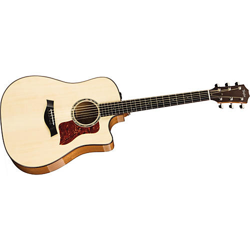 Taylor 2012 510ce Mahogany/Spruce Dreadnought Acoustic-Electric Guitar-thumbnail