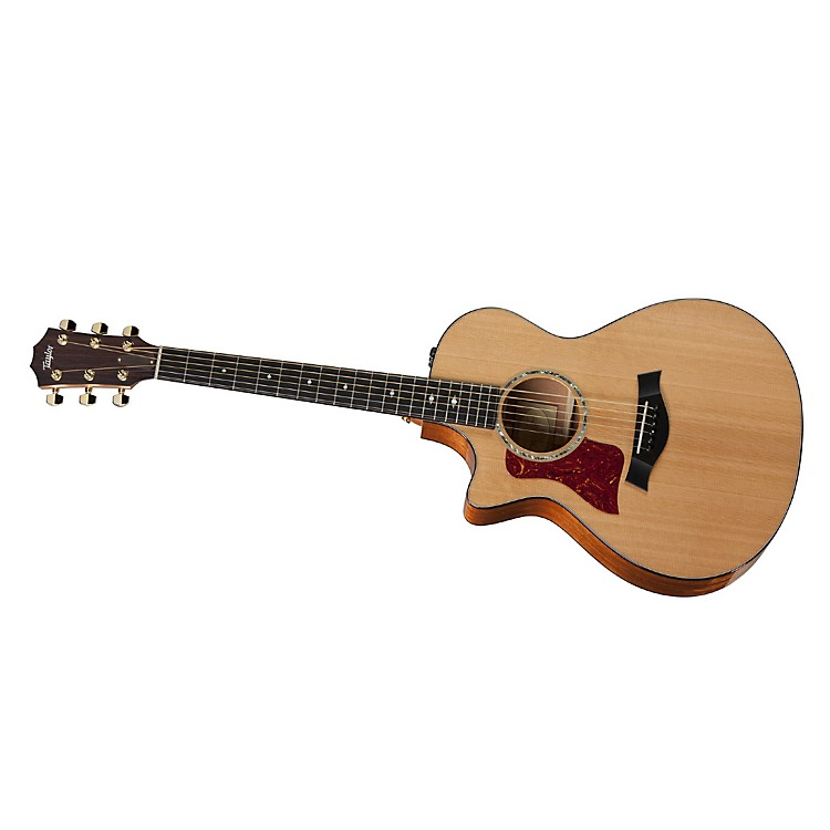 Taylor2012 512ce-L Mahogany/Cedar Grand Concert Left-Handed Acoustic-Electric Guitar